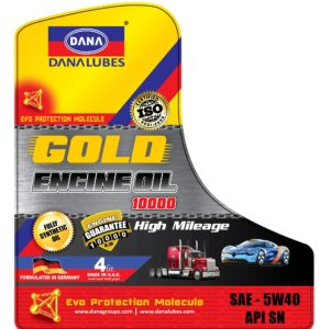 Dana engine oil for cars