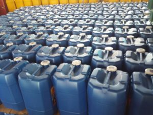 DANA Diesel engine oil in 20 Liter Jerry cans in UAE