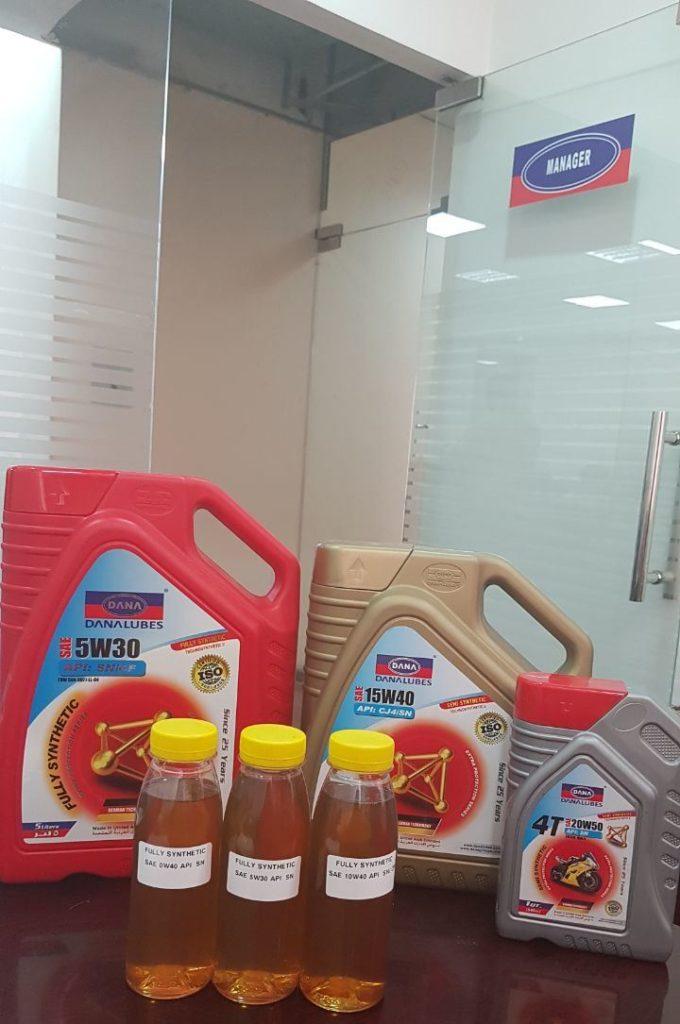 Lubricants UAE