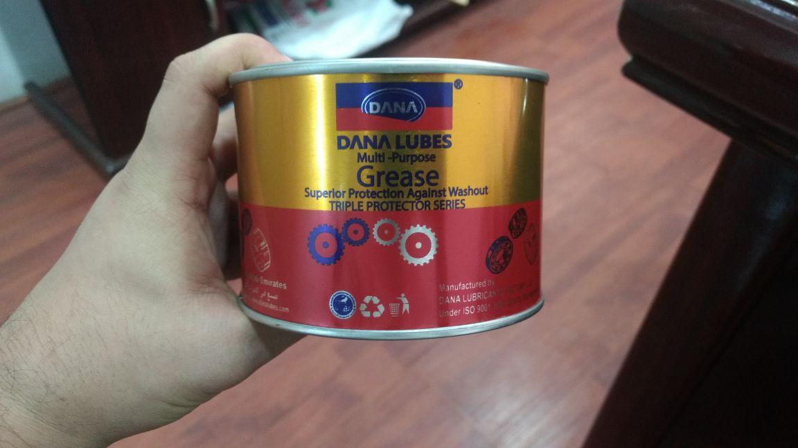 DANA Multipurpose Grease Manufacturer in UAE Calcium Lithium Grease -