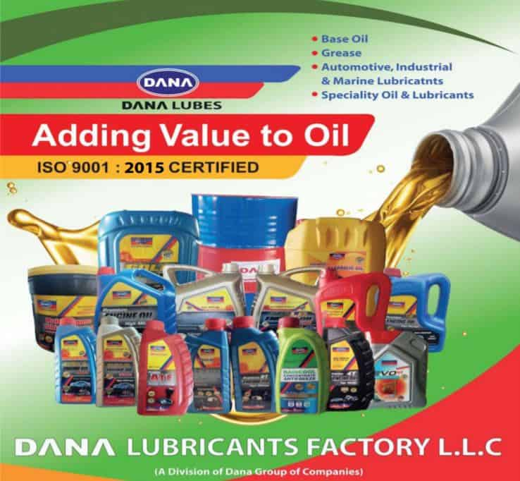 Lubricant Oil Manufacturer & Supplier Dubai | Oil Companies