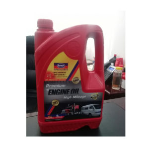 SAE 40 & SAE 50 Diesel Engine Oil