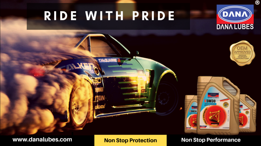 Premium Fully Sythetic & SEmi Synthetic Engine Oils - MADE BY DANA LUBES dubai UAE