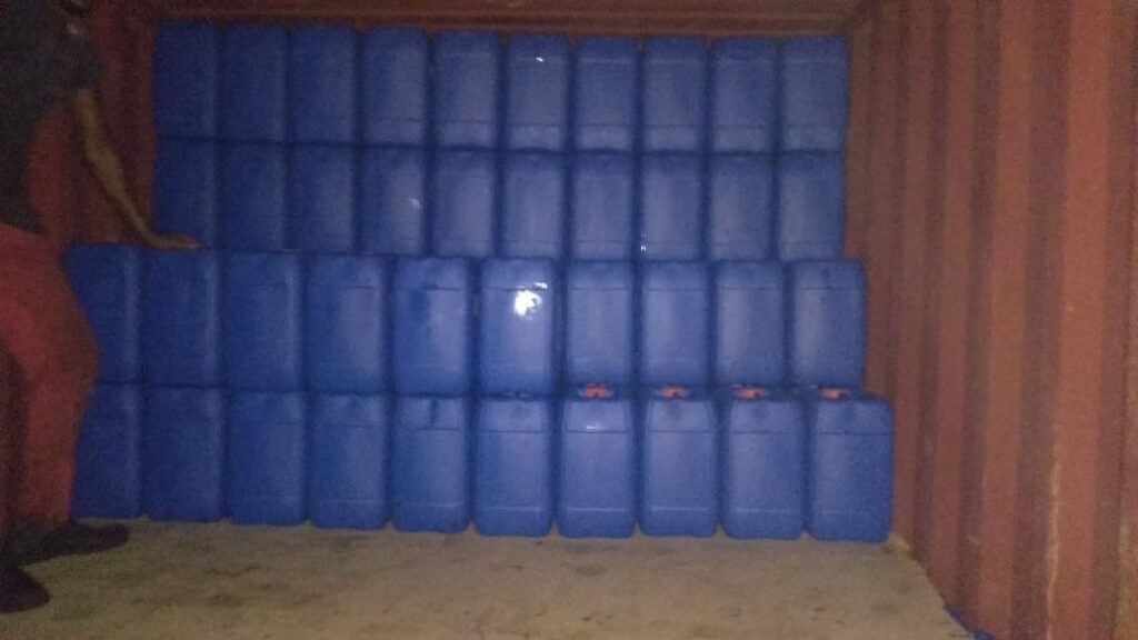 solvent naphtha - 20 Litres Jerry Can